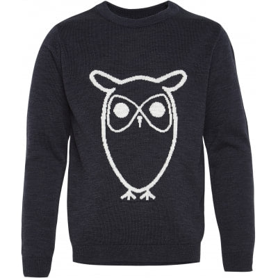 FENNEL owl kids knit - Vegan