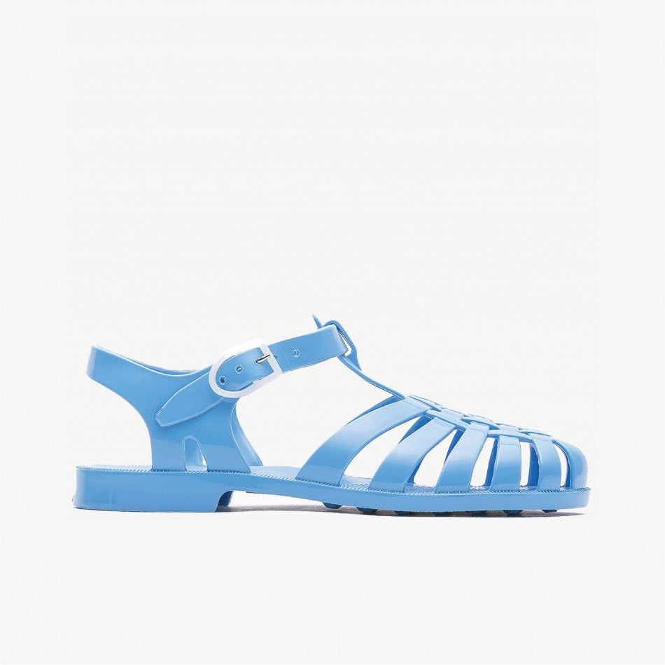 Load image into Gallery viewer, SUN SANDAL - CYAN