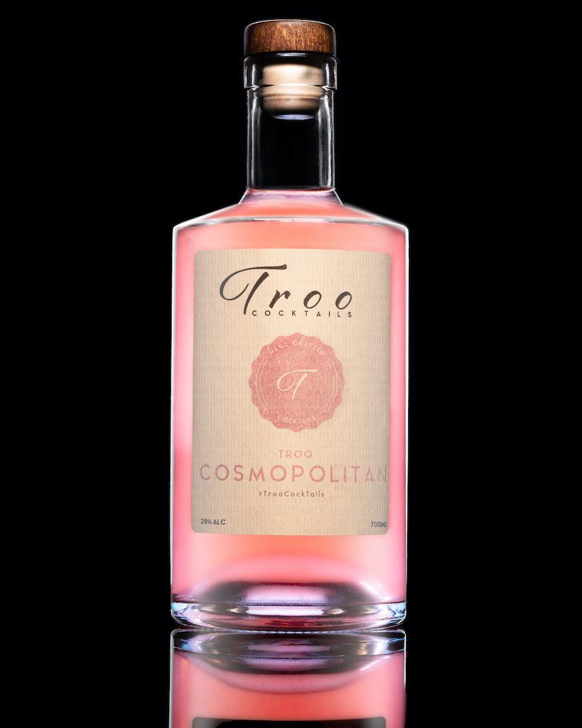 Troo Cosmopolitan Cocktail - Troo Cocktails
