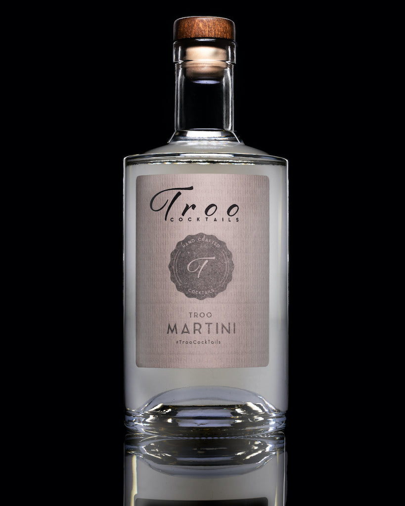 Troo Martini Cocktail