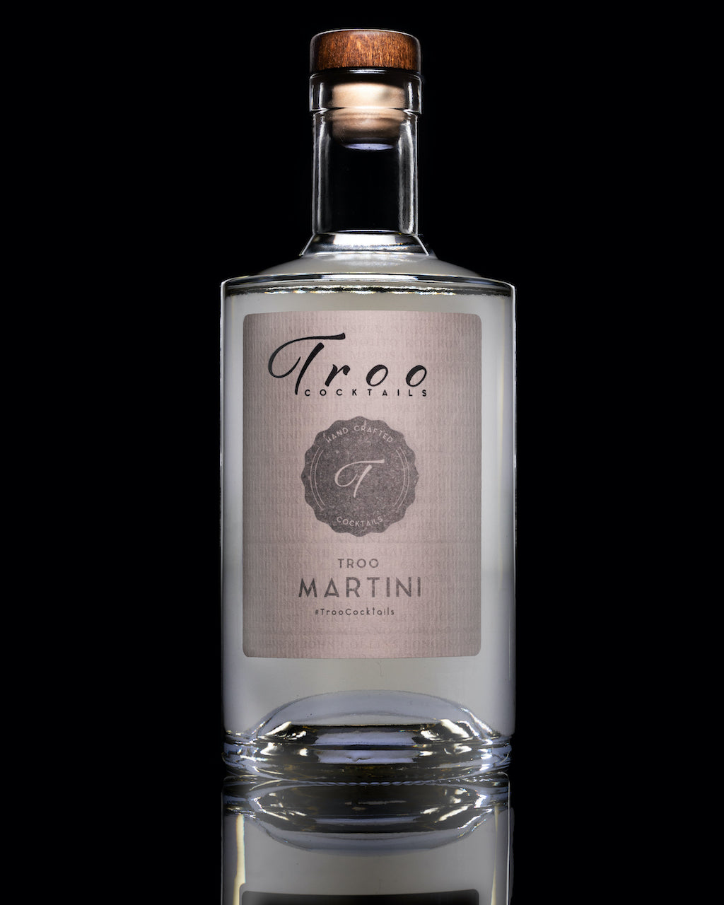 Troo Martini Cocktail - Troo Cocktails