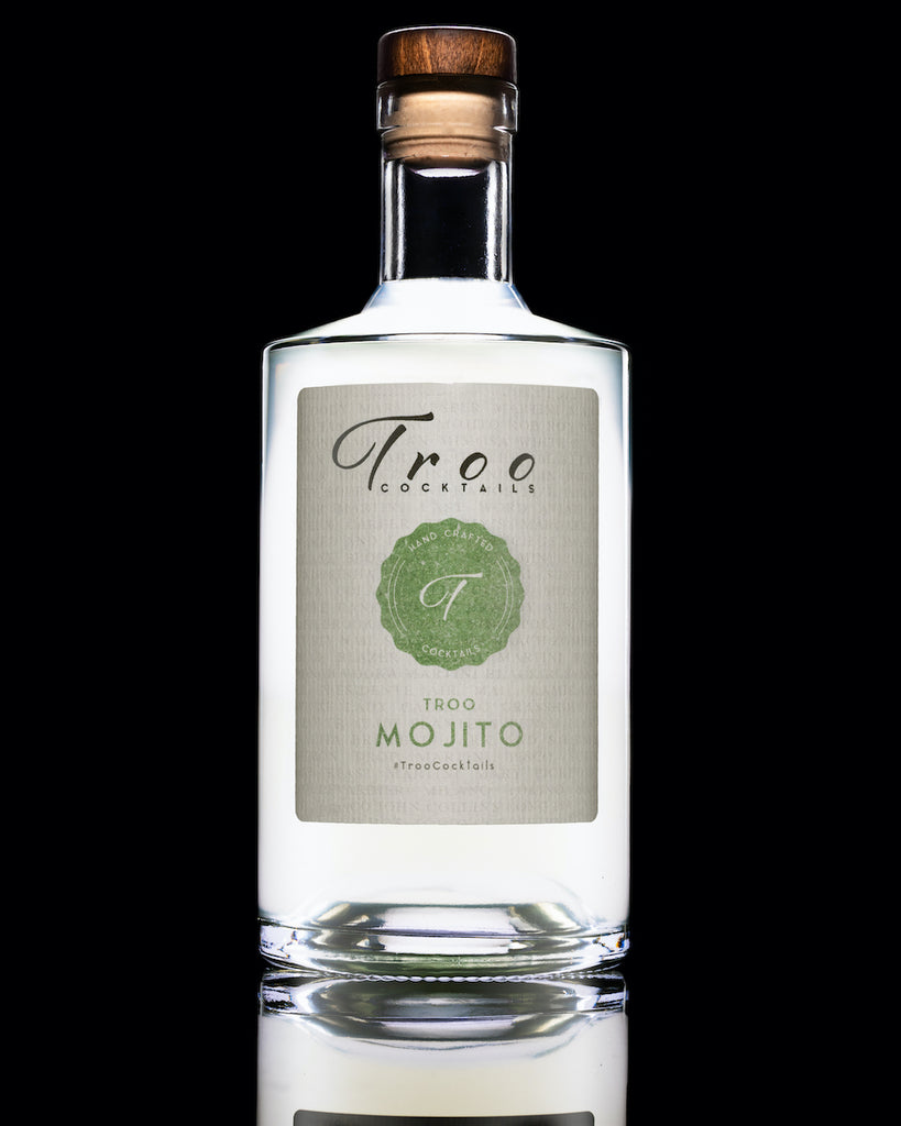 Troo Mojito Cocktail - Troo Cocktails
