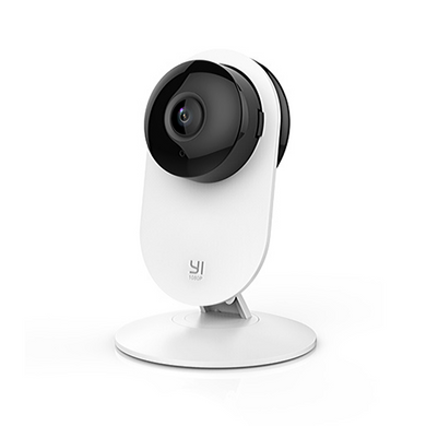 Wireless Home Security Camera with Cloud Recording and Motion Detection Alerts