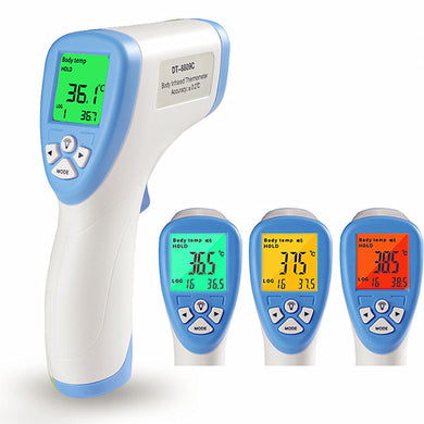 Digital Thermometer Infrared Thermometer Non-contact Infrared Thermometer With LCD Backlight