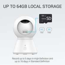 Load image into Gallery viewer, Wireless 360 Home Security Camera with Cloud Recording and Motion Detection Alerts