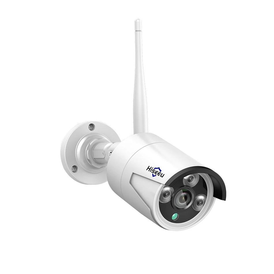 Hiseeu 1080P Wireless Ip Camera for Hiseeu Wireless Nvr