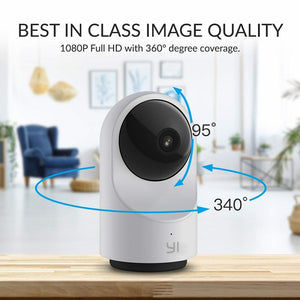 Ai-Based Wireless Camera X 1080P Fullhd Human/Pet Detection Two-way Audio, Night Vision Cloud Recording