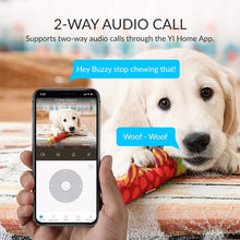 Load image into Gallery viewer, Ai-Based Wireless Camera X 1080P Fullhd Human/Pet Detection Two-way Audio, Night Vision Cloud Recording