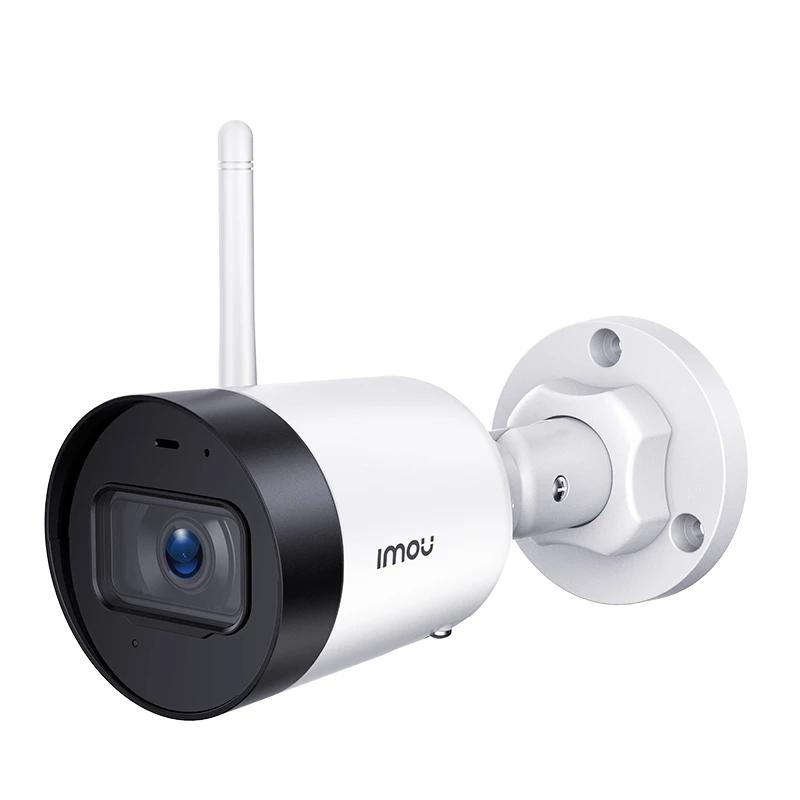 Wireless Bullet Camera 2MP by Dahua imou Built-in Microphone Alarm Notification 30M Night Vision Wifi IP Camera