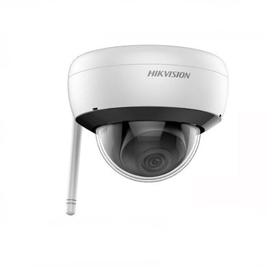 Wireless 4MP Wifi IP Camera by Hikvision with Audio Night Vision With SD card slot H.265+ Waterproof