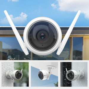 Outdoor Wifi IP Wireless Camera By Hikvision Ezviz Waterproof Night Vision FullHD 1080P