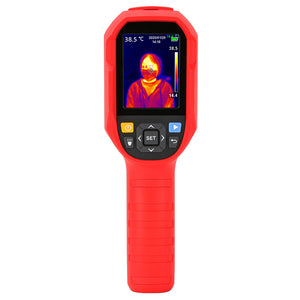 Infrared Thermal Imager Thermometer Imaging Camera Real-time Image Temperature Tester with PC Software Analysis Type-C USB