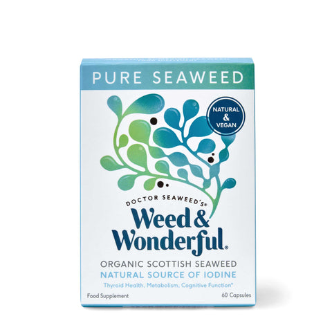 Organic Scottish Seaweed Capsules