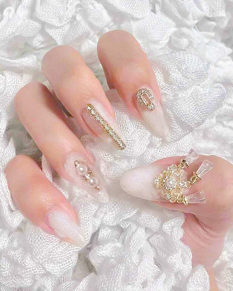 Removable Waterproof Jelly Nail Tip