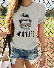 Mamalife Round Neck T-Shirt