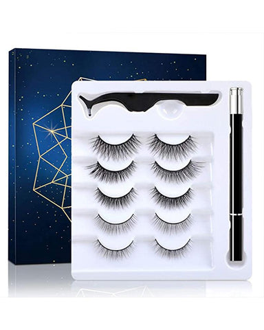 WEIZI False Eyelash Eyeliner Sets