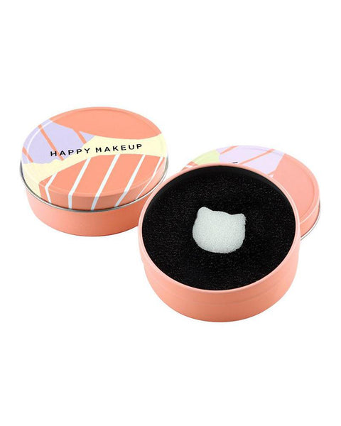Makeup Brush Sponge Cleaning Box