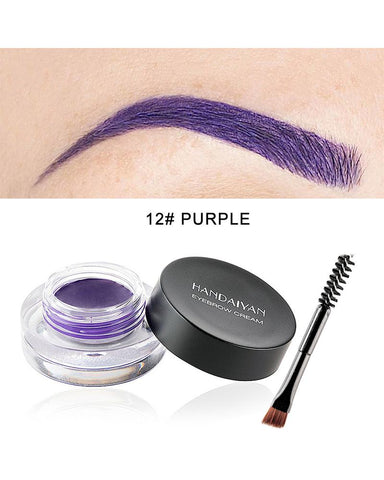 Multifunctional Waterproof Eyebrow Cream Eyeliner