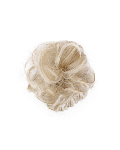 Multicolor Curls Bun Wig Hair Accessories