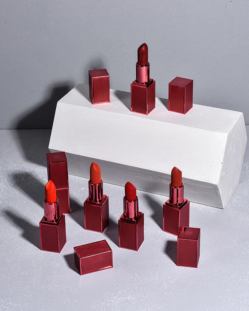 XIXI Velvet Waterproof Red Lipstick