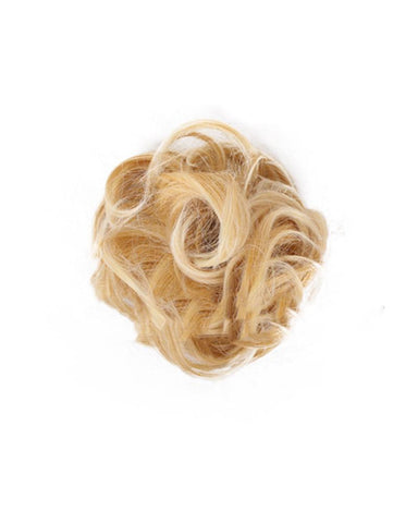 Curls Bun Hair Accessories Wig