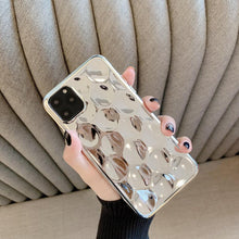 Load image into Gallery viewer, 3D Dream Shell Plating iPhone case