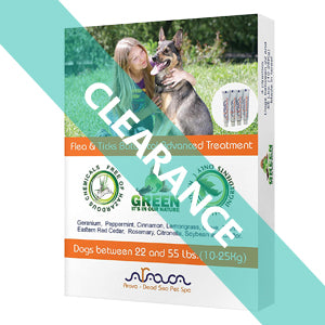 Summer flea & tick products clearance