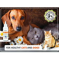Arava Natural Ear Mite Treatment & Ear Wipes Bundle for Dogs & Cats