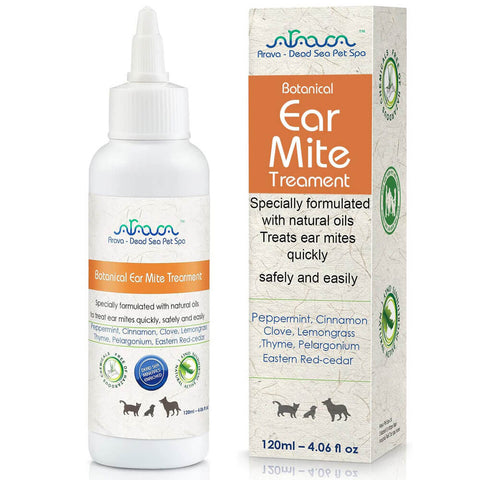 Arava Ear Mite Treatment for Dogs & Cats