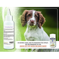 Arava Tear Stain Remover for Dogs & Cats image 1