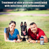 Arava Medicated Dog Shampoo image 1
