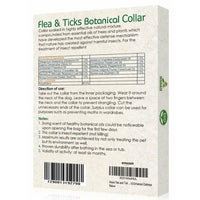 Arava Flea and Tick Collar for Dogs back