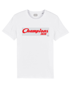 'Candy' Away Champions 2020 - Organic Liverpool T-Shirt