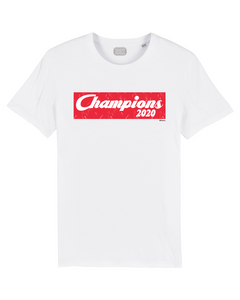 'Candy' Home Champions 2020 - Organic Liverpool T-Shirt