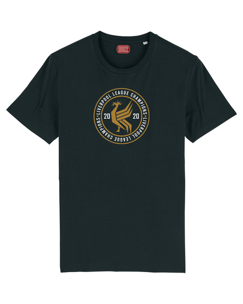 Liverpool league champions t shirt