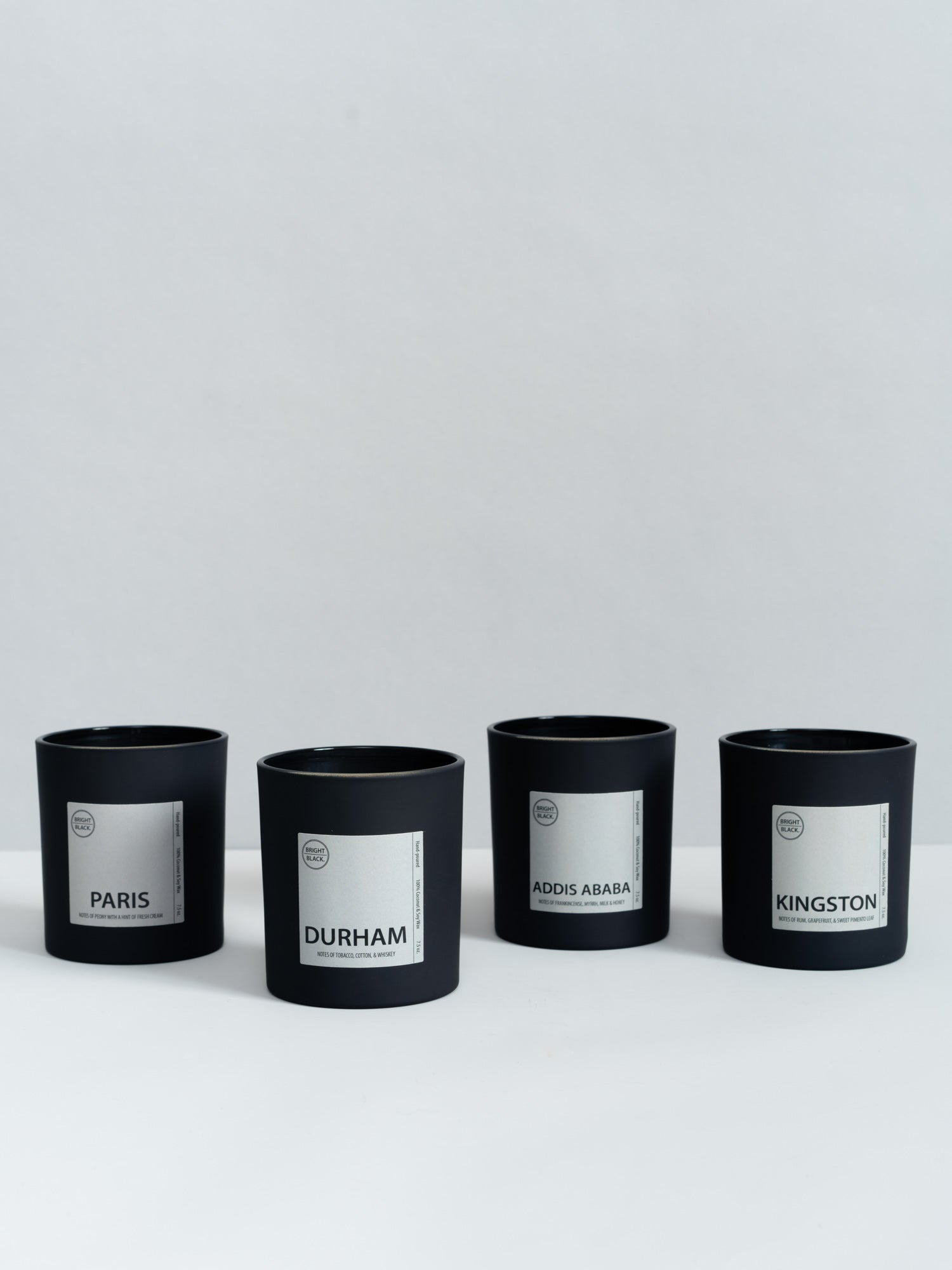 Bright Black Candles