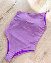 Afbeelding in Gallery-weergave laden, Mermaid swimsuit lila