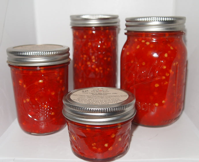 Spicy Pepper Jelly
