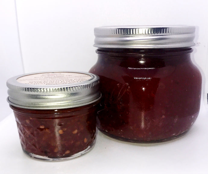 Mixed Berry Spice Pepper Jelly
