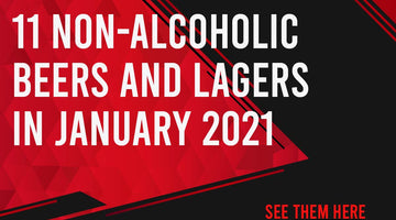 11 Non-alcoholic beers and lagers in January 2021