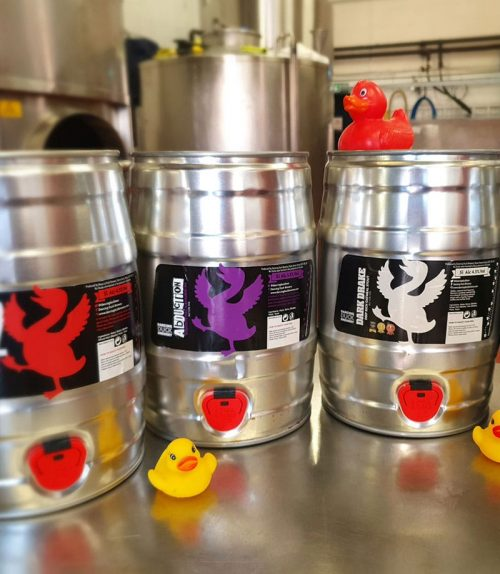 Nice Weather for Ducks  - 5ltr Mini Keg