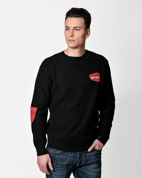 Alfa Romeo Sweater Logo 110 Years