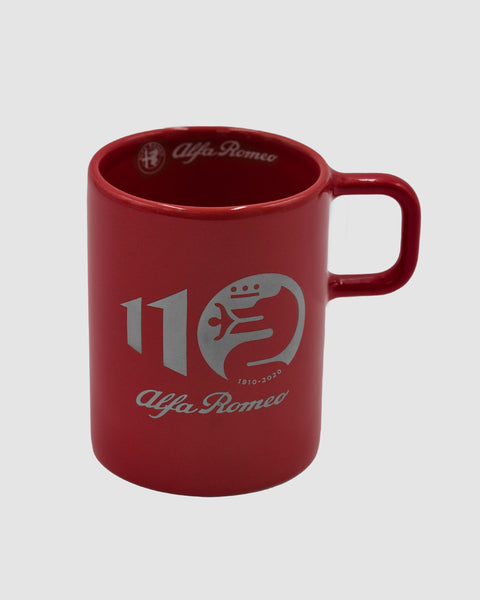 Alfa Romeo Mug Red