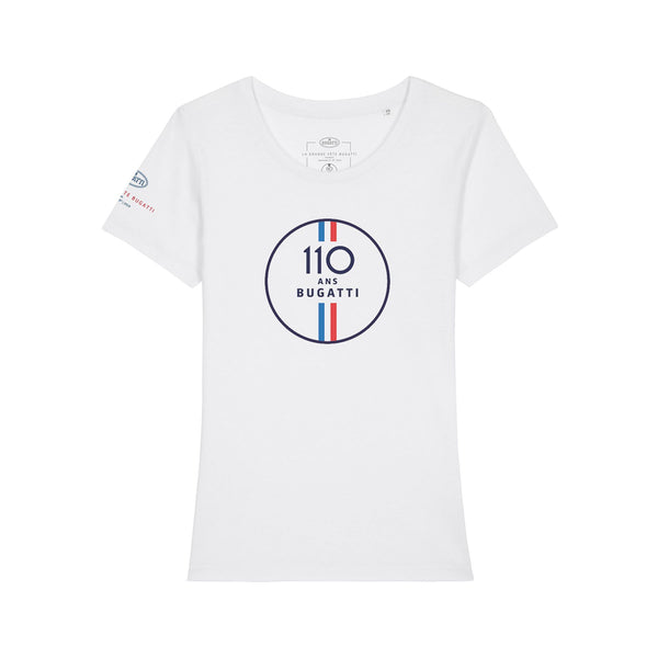 """Le Grande Fête"" T-Shirt Woman White"