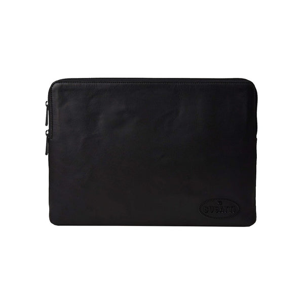 """Bugatti Automobiles"" Pouch for PC or Tablet Black"