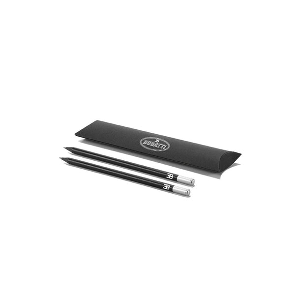 """Bugatti Automobiles"" EB Pencils Black"