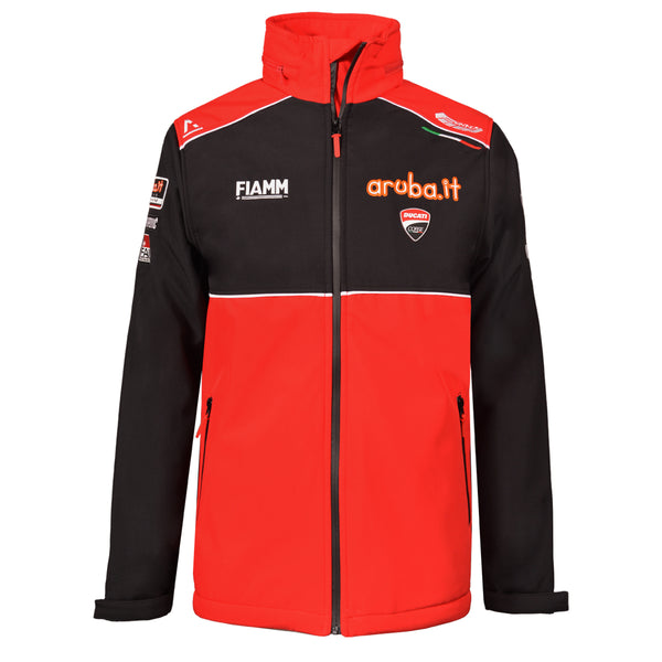 Ducati Feel Racing - Red Softshell
