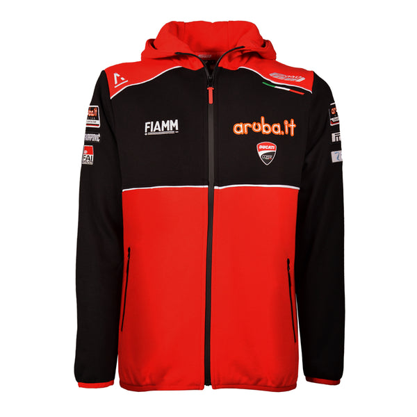 Ducati Feel Racing - Red Hoodie