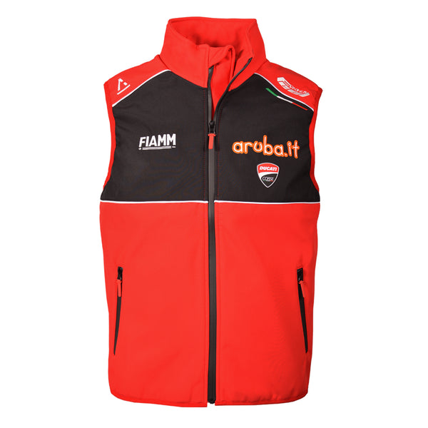 Ducati Feel Racing - Red Vest
