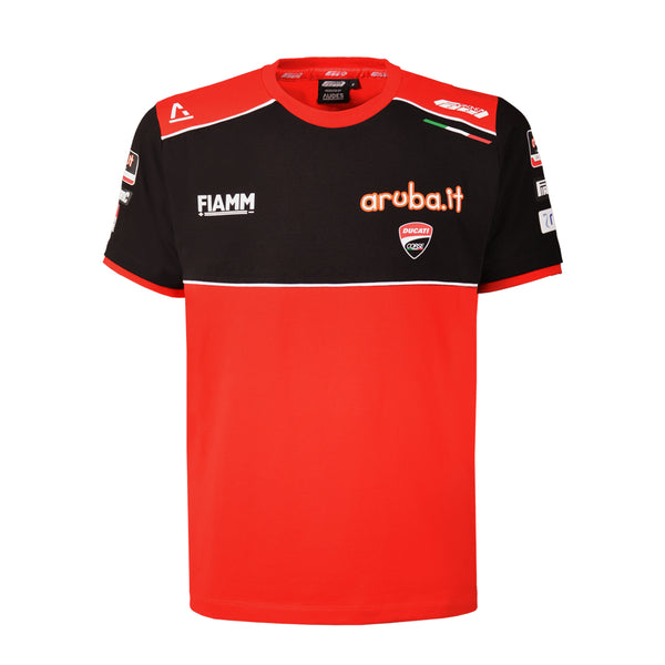 Ducati Feel Racing - Red T-Shirt
